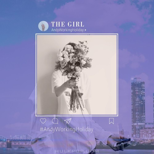 Andy working holiday – The Girl – Single