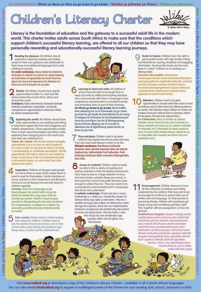 goodbuddies inc.: SA launches Charter on Children's ...