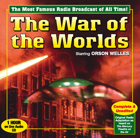Audiobook The War Of The Worlds H G Wells