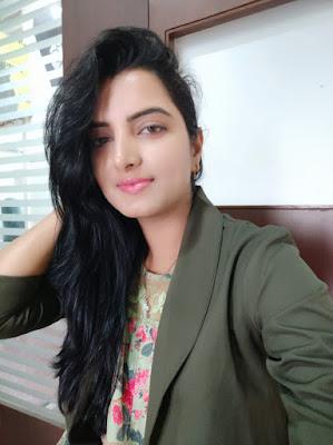 sonalika Prasad modern look