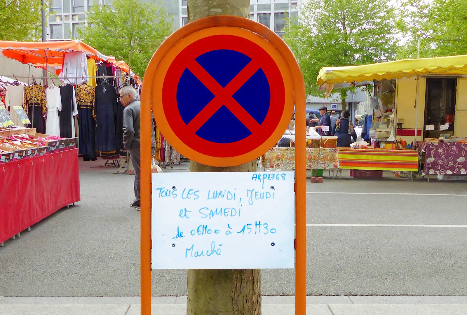 Marchés Tourcoing - Horaires marché centre ville
