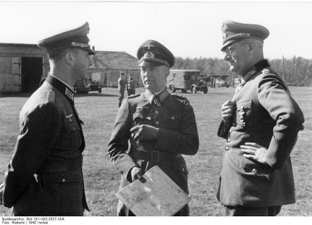 German field marshals worldwartwo.filminspector.com Weichs von Greiffenberg