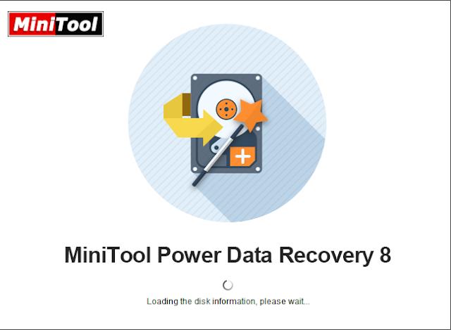 MiniTool Power Data Recovery Free Edition 8.6 | Recupera datos borrados con este potente programa