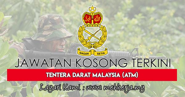 Temuduga Terbuka 2018 di Pengambilan Perajurit Muda Tentera Darat Malaysia (TDM)
