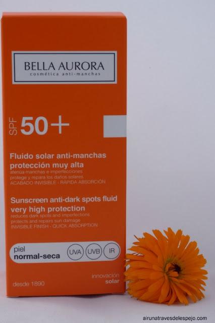 proteccion solar anti-manchas bella aurora