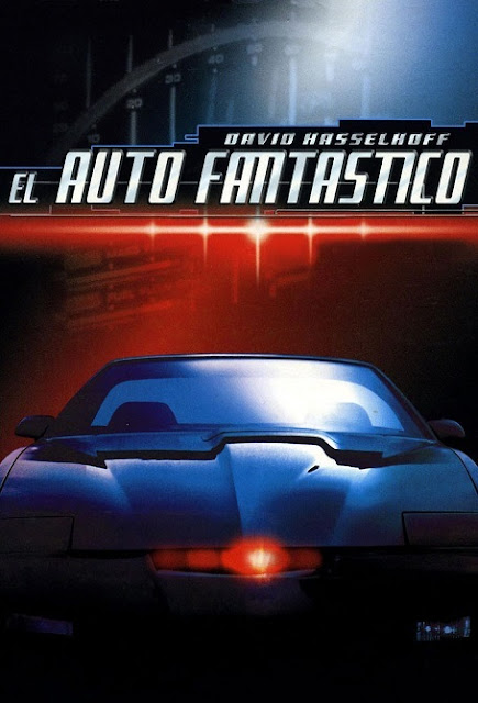 Retromania Knight Rider 1982 El Auto Fantastico Primera Temporada Audio Latino