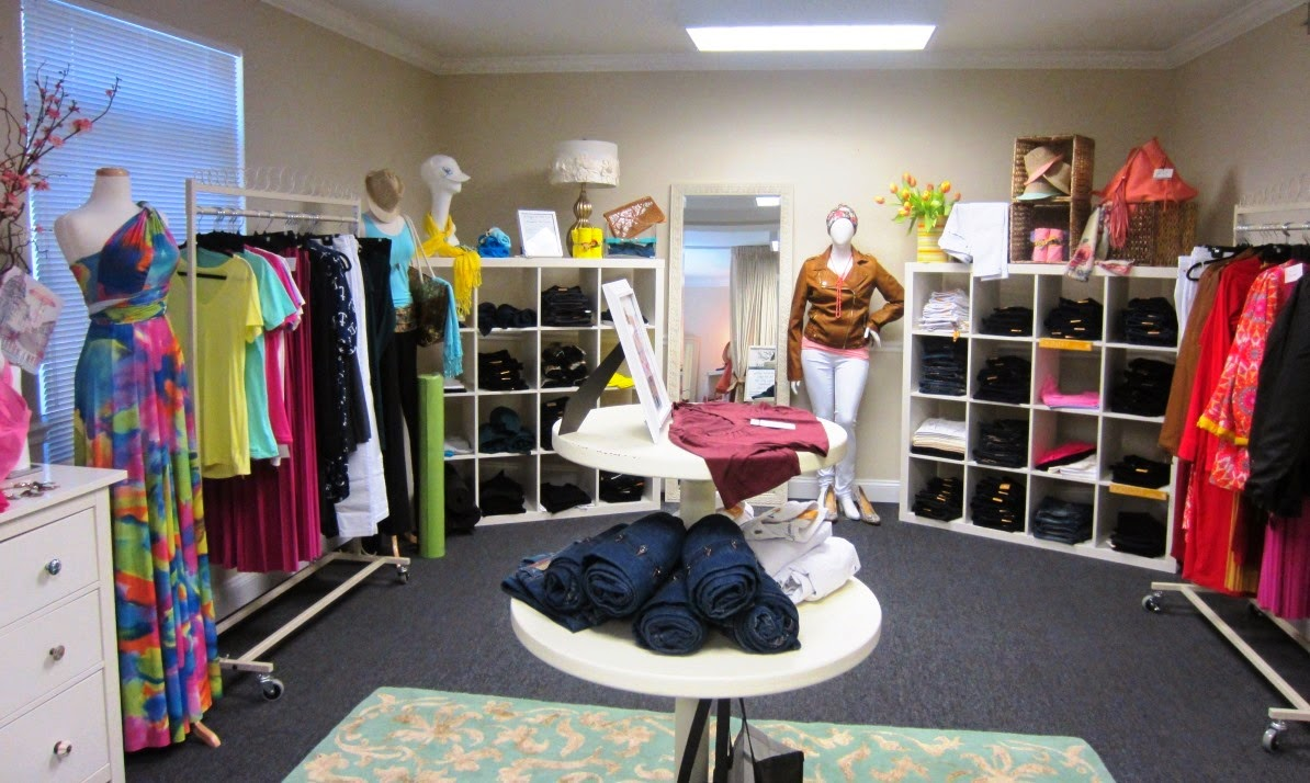 Tall women clothing stores