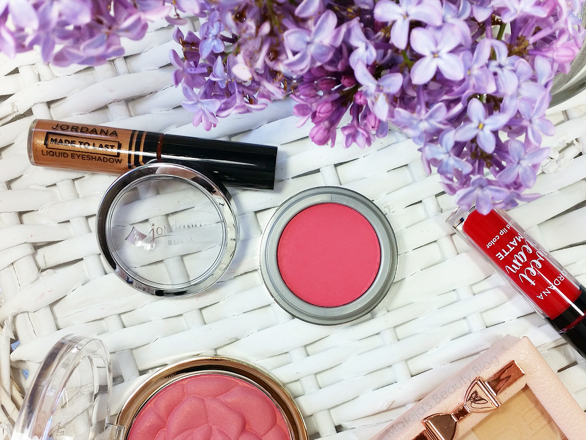 Jordana Blush Powder 45 Apple Cheeks Matejas Beauty Blog Bloglovin Giordani Gold Iconic Lipstick Spf 15 Lavender Lustre When I Was Researching Jordanas Products Two Caught My Eye Due To High Ratings Their Matte Lipsticks And Blushes Ive Tried The Former They Really