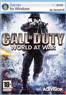 Descargar Call of Duty World at War pc full español por mega y google drive.