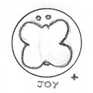 Joy Icon Drawing