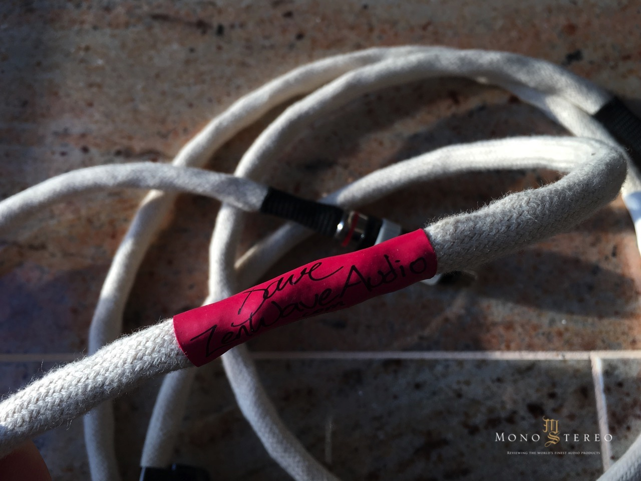 Mono And Stereo High End Audio Magazine Zenwave D4 Rca Xlr To Interconnects Review