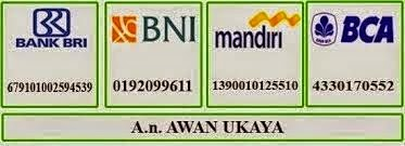 No Rek De Nature Indonesia