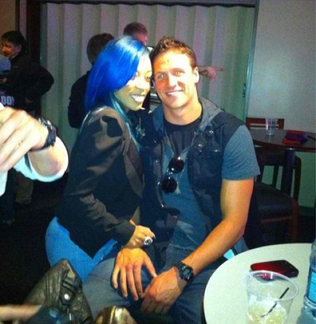THIS IS THE CHRONICLES OF EFREM: The Daily Buzz for Aug 2 K Michelle And Ryan Lochte