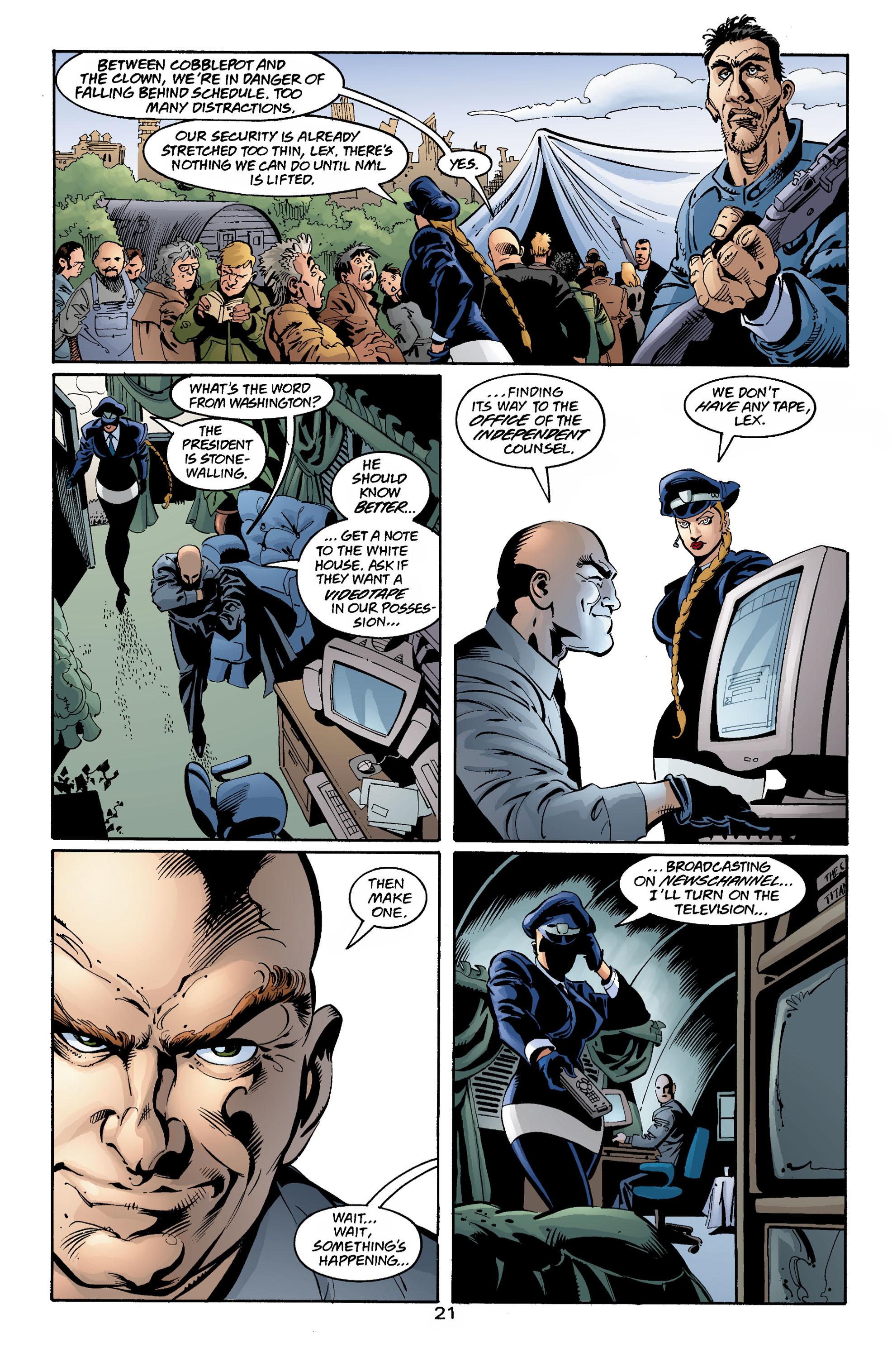 Detective Comics (1937) 740 Page 21