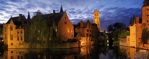 Hotel Relais Bourgondisch Cruyce, Brujas (Bélgica)