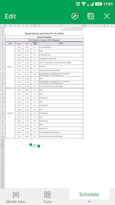 toyota recruitment schedule