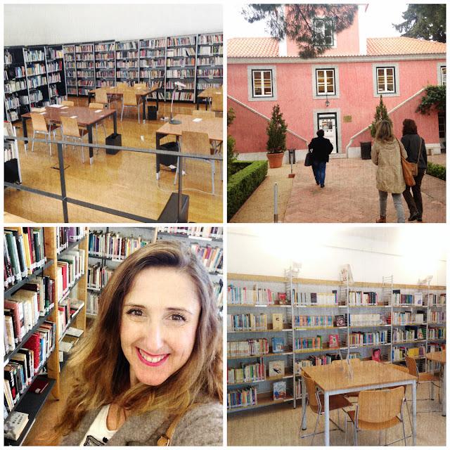 Tour pelas Bibliotecas de Cascais