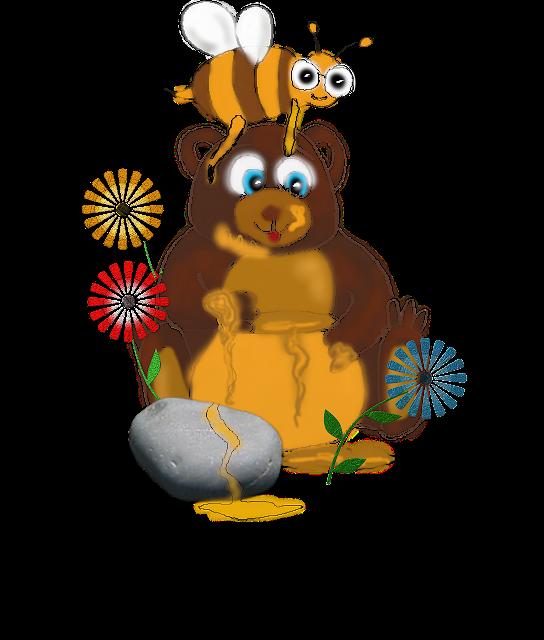 Worte die Honig beinhalten, Wörterliste Honig, Ideen mit Honig, Aktivierung Honig