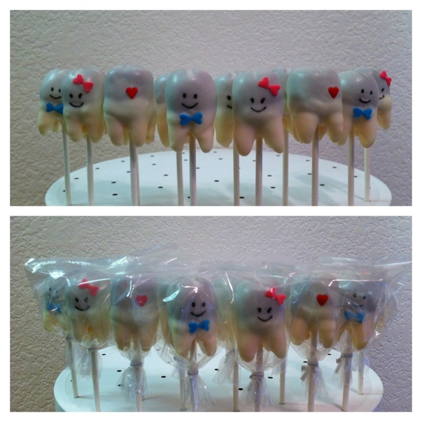 Vypassetti Cake Pops December 2012