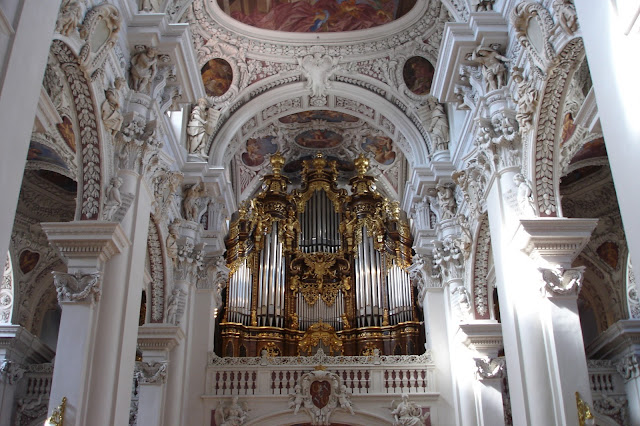 Passau cathedral organ