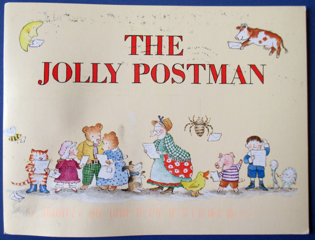 Mail Adventures: The Jolly Postman