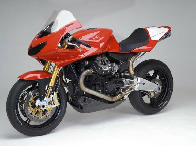 Moto Guzzi MGS 01 Corsa