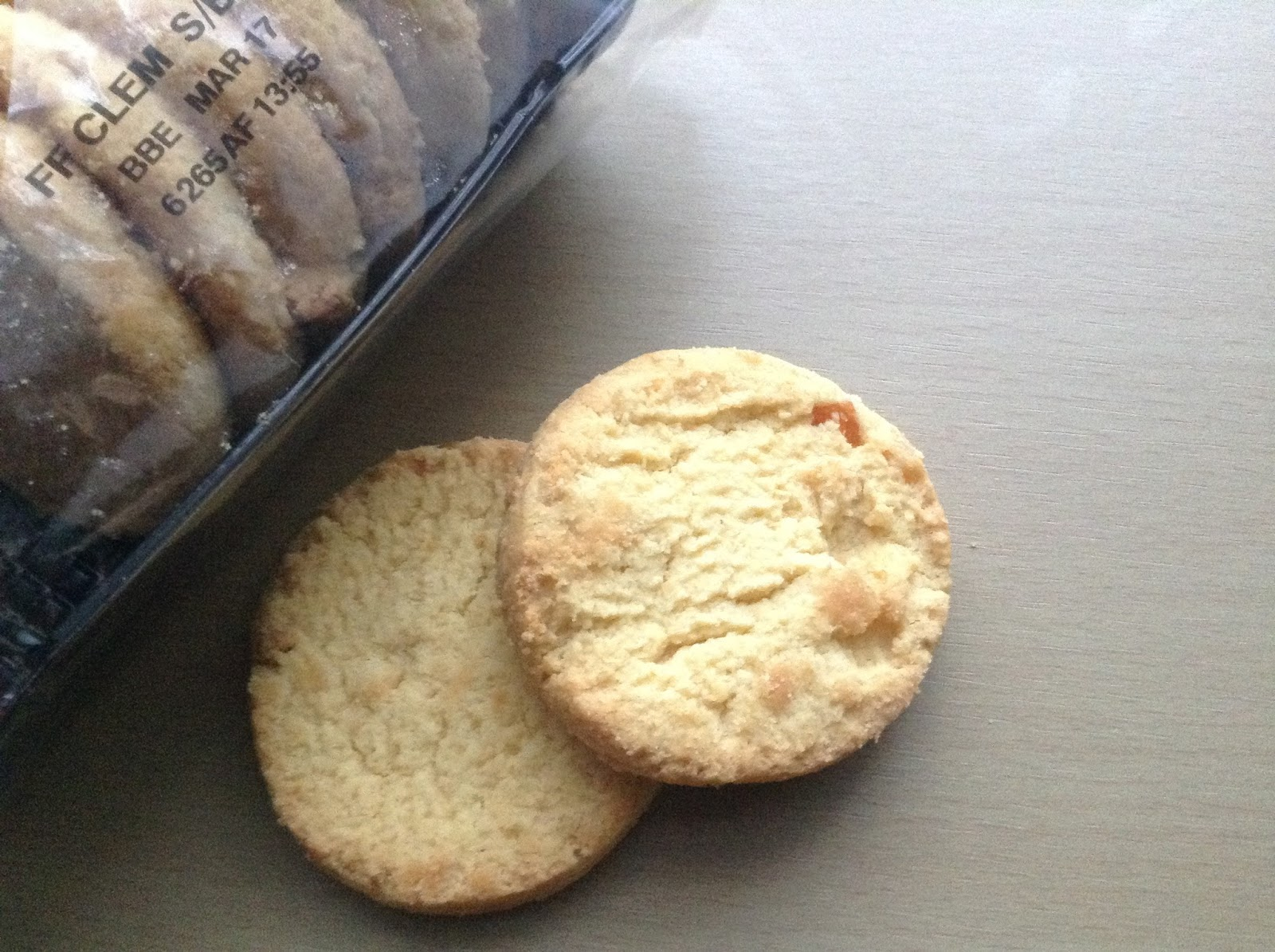 Tesco Finest Free From Luxury Shortbread Selection