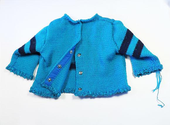 Clairesanders net weezer baby sweater