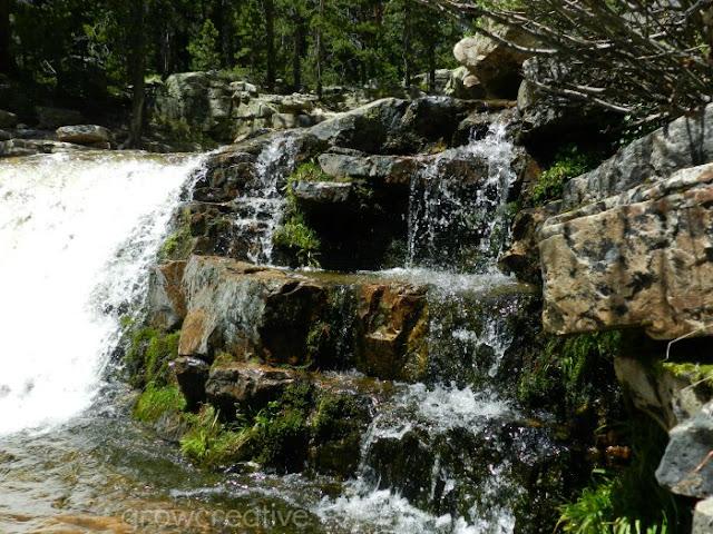 Provo River Falls: growcreativeblog