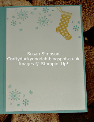 Stampin' Up! Susan Simpson UK Independent Stampin' Up! Demonstrator, Craftyduckydoodah!, Hang Your Stocking, Merry Mice, Supplies available 24/7,