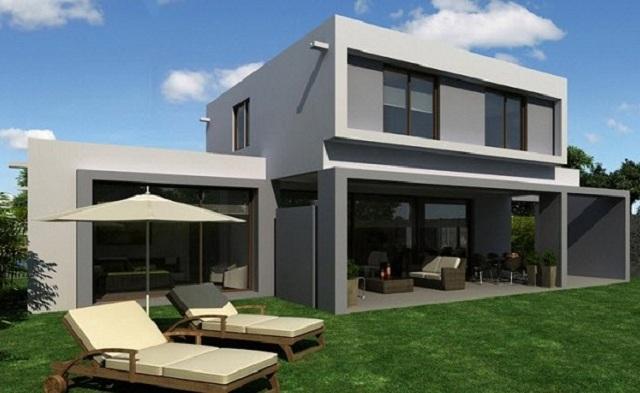 Plano de casa minimalista planos de casas gratis y for Viviendas minimalistas