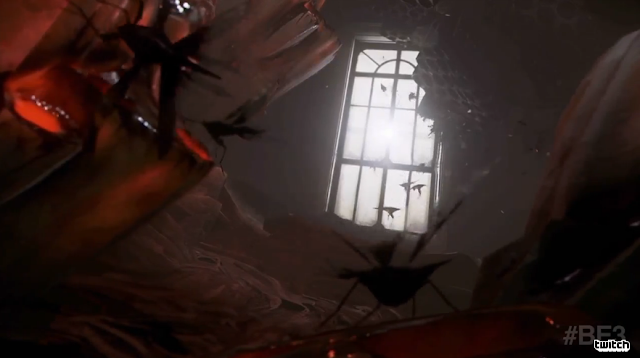 Dishonored 2 flies bugs insects winged trailer Bethesda E3 2016