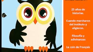"""Nuestra Revista """"El rincón del Cuco"""" renueva su aspecto"""