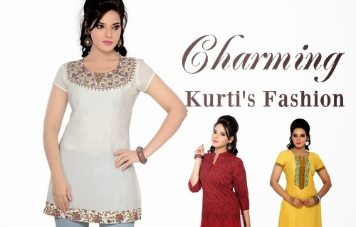 Latest Kurtis Collection 2014
