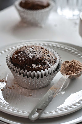 RECIPE FOR CHOCOLATE MUFFINS