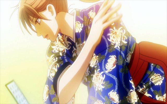 Anime Yang sangat seru mirip  Bakuman salah satunya adalah Chihayafuru