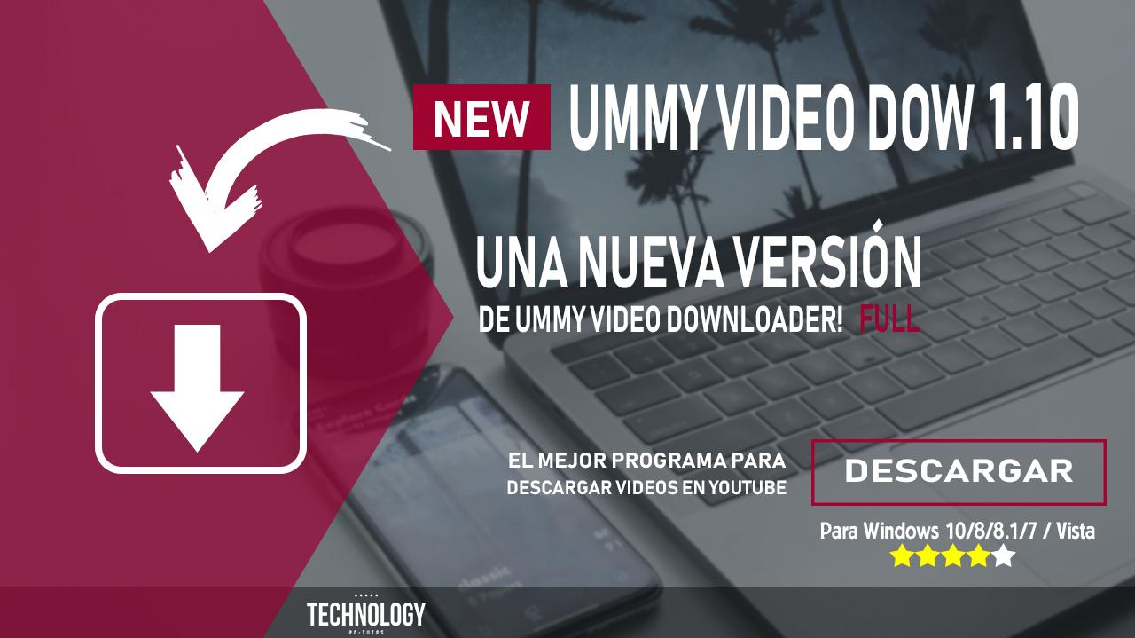 descargar ummy video downloader full