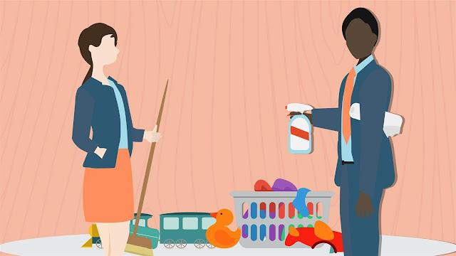 hệ thống đánh giá chất lượng dịch vụ giúp việc nhà