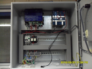 Fire alarm panel box