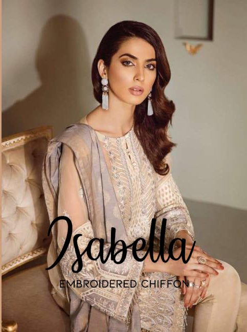 23b1ff66df 39. BackNext. Please wait Loading. TAGS; Baroque · Baroque Isabella Embroidered  chiffon Collection ...