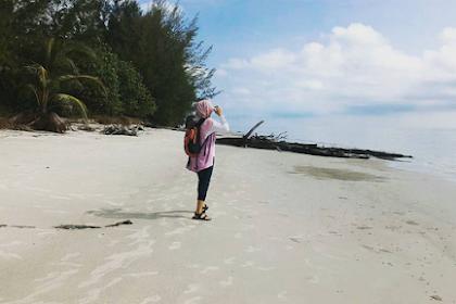 Jangan ragu untuk berenang di Beting Aceh