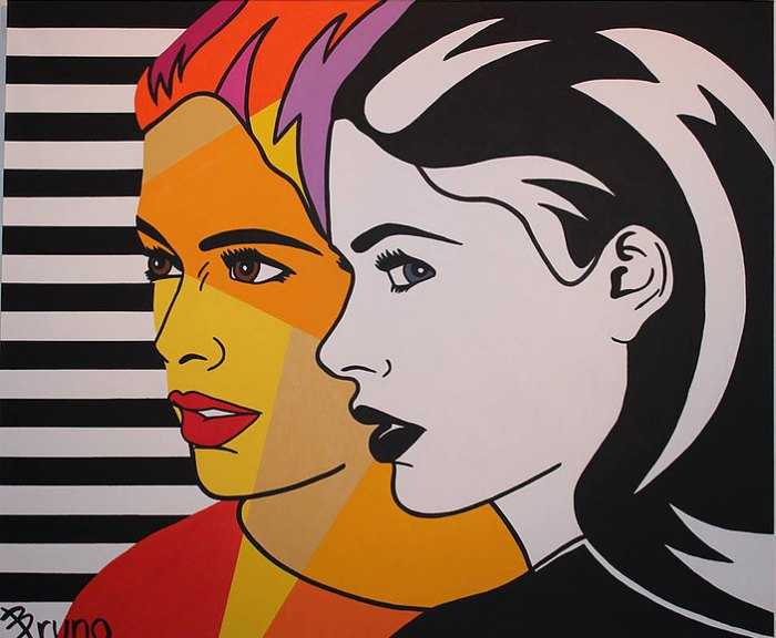 Колумбийский художник. Bruno Angel 3