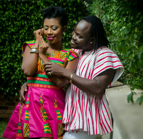 Top Ankara Styles For Your Pre Wedding Photo shoot, ankara styles for wedding photoshoot 2106, ankara styles and designs for traditional wedding, ankara design and styles for awesome pre wedding photoshoot, couple ankara style photoshoot