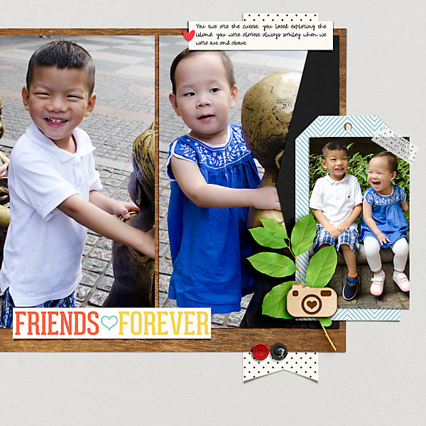 adoption scrapbook digital china