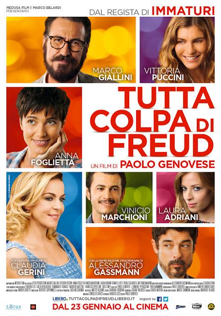 Tutta colpa di Freud (2014) ταινιες online seires oipeirates greek subs