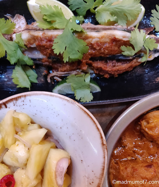 Malaysian By May Sunday Lunch Club, London