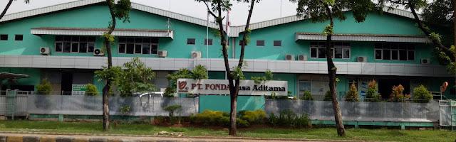 Lowongan Kerja Bagian Operator Produksi di PT Fonda Nusa Aditama Jababeka (Lulusan SMP/SMA/SMK/Setara)