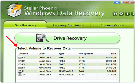 Recover deleted files from pc USB