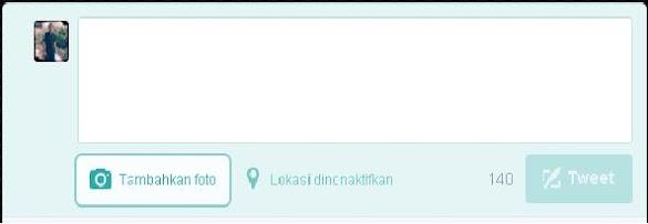 Cara Memasukan Foto Ke Twitter Dengan Mudah
