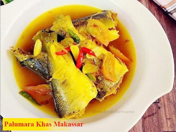 Palumara Khas Makassar